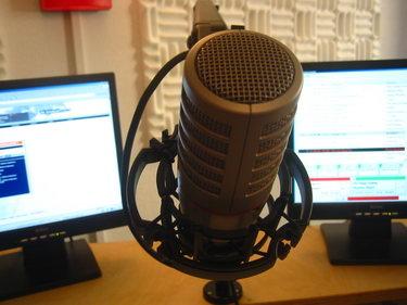 Транс на радио студио